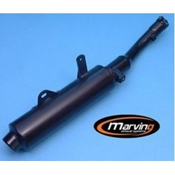 Terminale scarico silenziatore Bmw R 80 GS 1981 marving