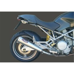 EXHAUST SILENCERS APPROVED MARVING DUCATI MONSTER 800 2003-2005