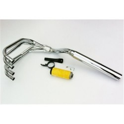 Scarico completo exhaust system Honda CB 400 Four marving